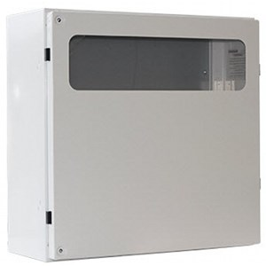 teubels 11050 dc2 25w full pvc panel meter box for. Black Bedroom Furniture Sets. Home Design Ideas