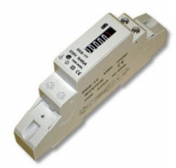 Electrex DEM015 Single Phase DIN-rail mount Watt-Hour Meter