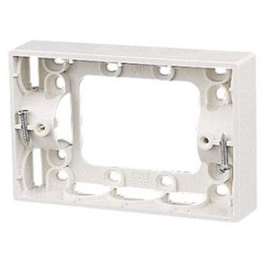 PDL 536 Shallow Mounting Block for 600/500 series switches only