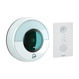 Legrand Wifi Doorbell with Internal Chime