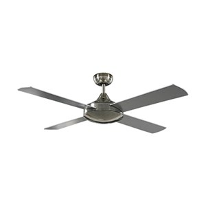 Martec Primo 4Blade Ceiling Fan - Brushed Nickel
