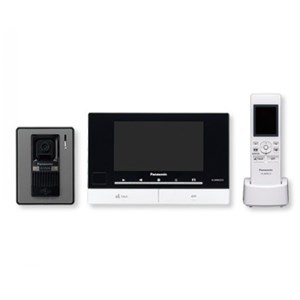 Panasonic Wireless Video Intercom Kit & Handset