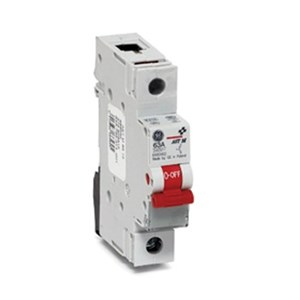 GE Mains Switch 63Amp 1Pole