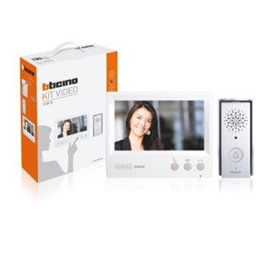 Bticino Linea Video Intercom Kit