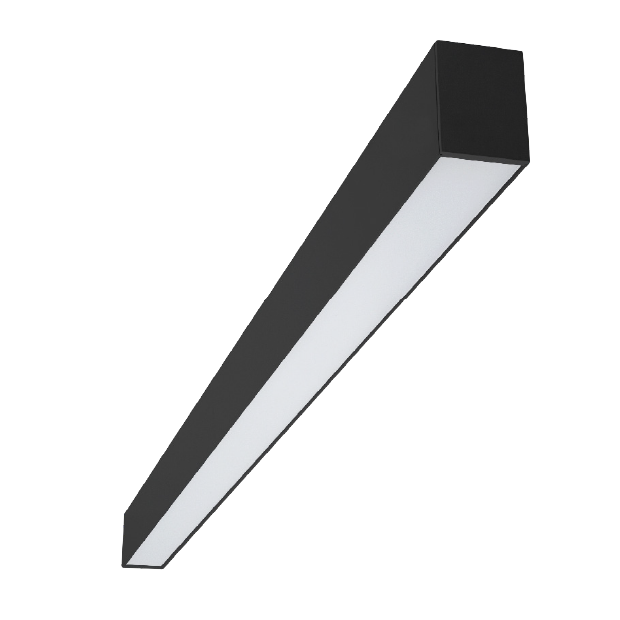 Ambius 24Watt LED Linear Pendant Ceiling Mount or Suspend