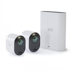 Ultra Security System 2x UHD Cameras